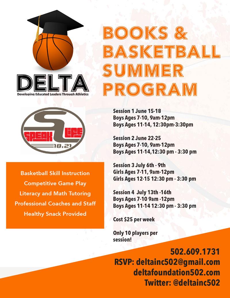Delta Basketball Summer Program