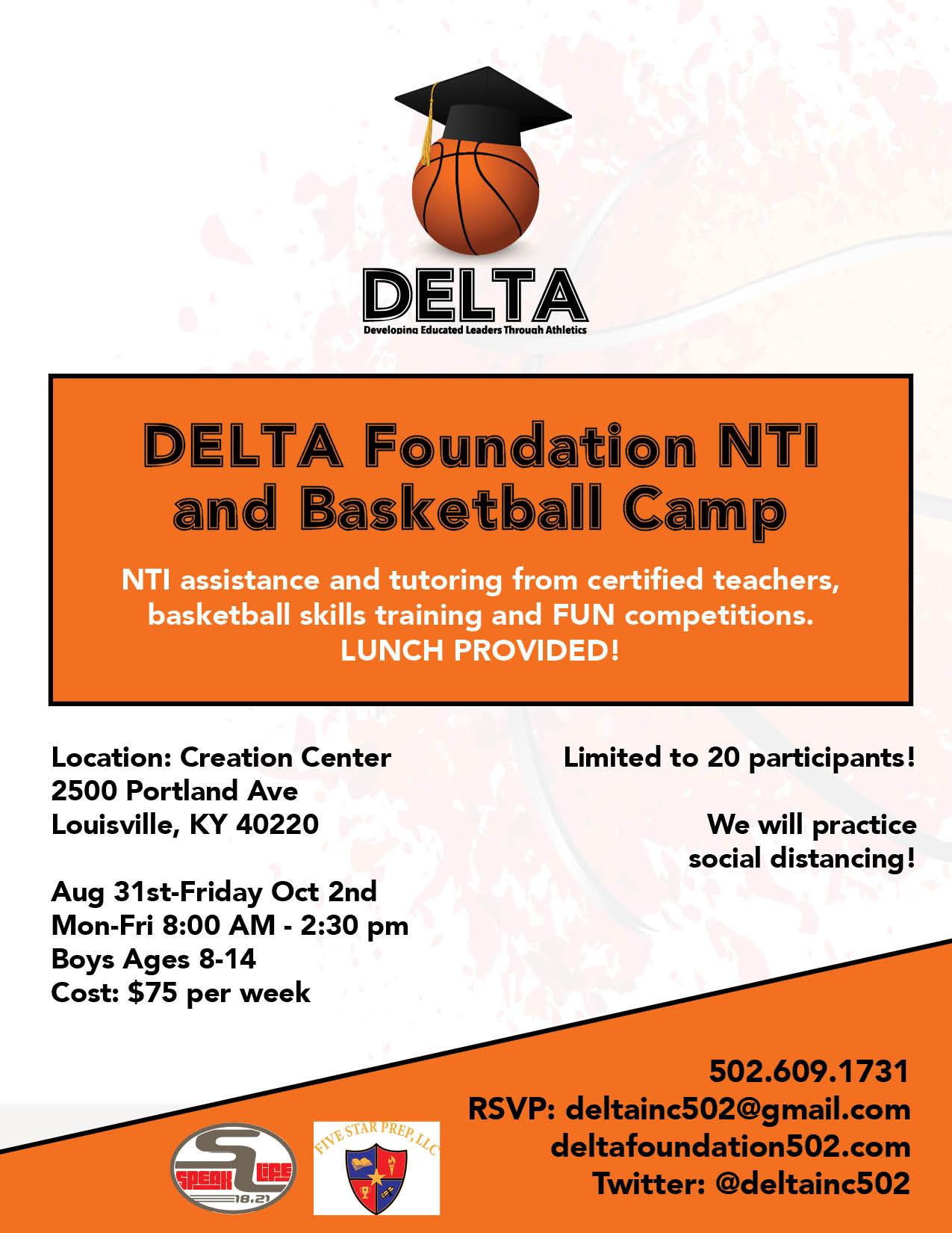 Delta Basketball NTI