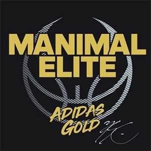 manimal elite adidas gold